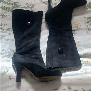 Franco Sarto Heeled Boots